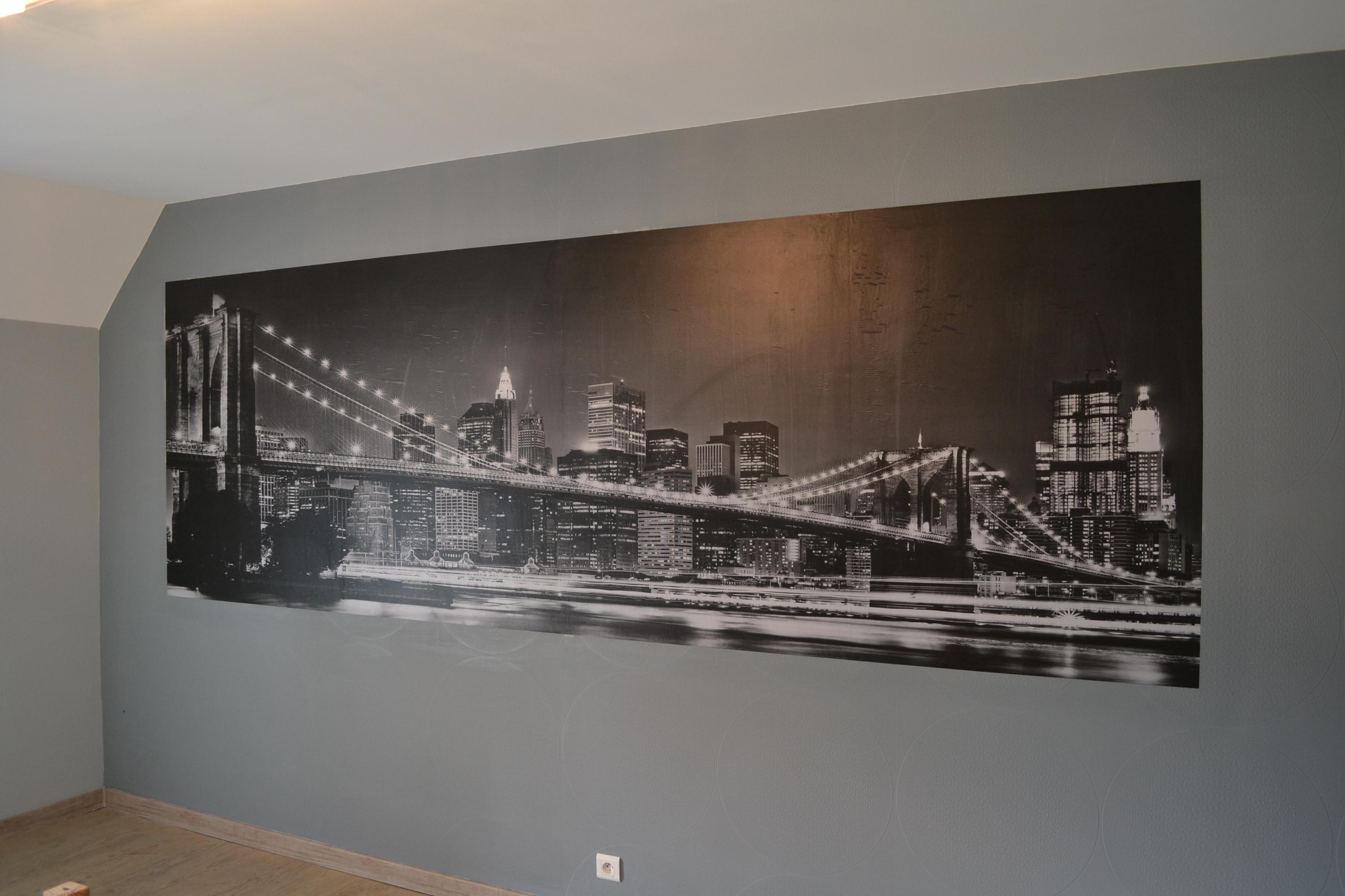 3-PAPIER-PEINT-POSTER-328x127cm-4NW-320-Brooklyn-Bridge-KOMAR