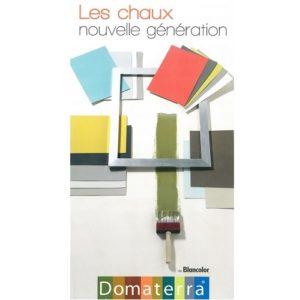 Fascicule LES CHAUX NOUVELLE GENERATION